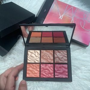 Limited Edition NARS 'Exposed' Cheek Palette